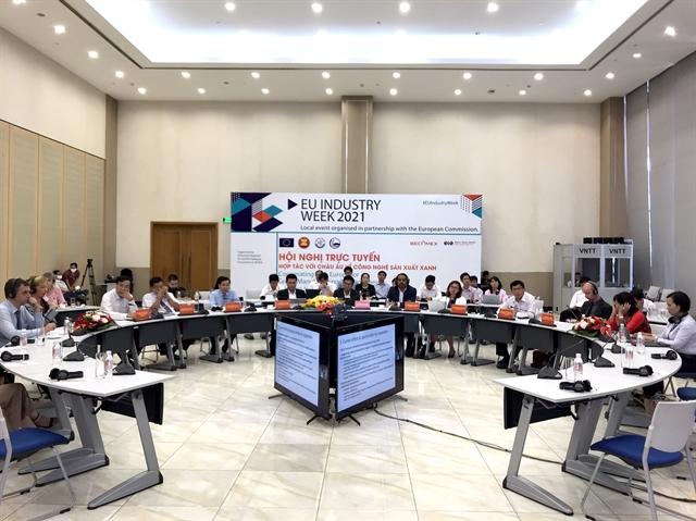 Việt Nam ASEAN urged to adopt green manufacturing technologies