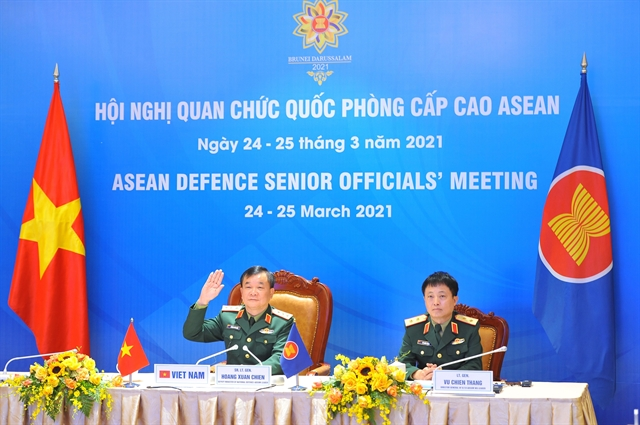 Việt Nam attends ASEAN Defence Senior Officials Meeting