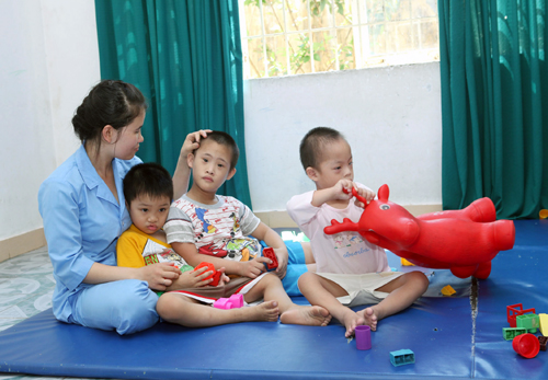 Phú Yên highlights the role of social workers: official