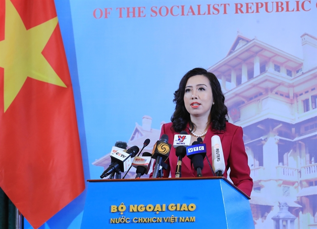VN stands ready to engage with ASEAN members on Myanmar situation: Spokesperson