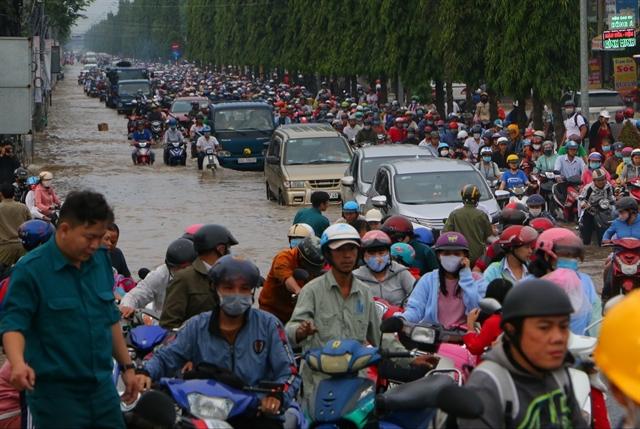 Land subsidence endangers Mekong Delta