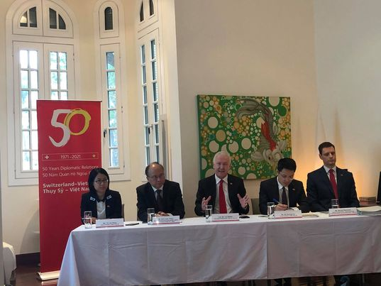 Switzerland and Việt Nam celebrate half a century of diplomatic relations