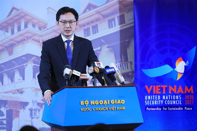 VN to assume Presidency of UN Security Council April: foreign ministry