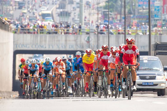 Cyclists to race at HTV Cycling cup to mark Reunification Day