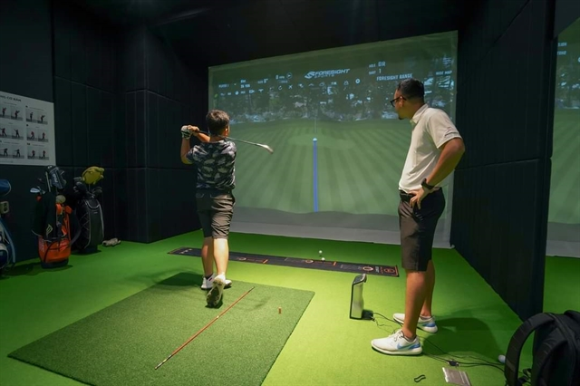 Everygolf launched to improve golf quality in Việt Nam