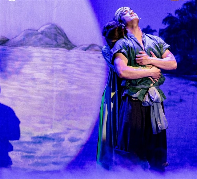 Hà Nội theatre makes tour to the South