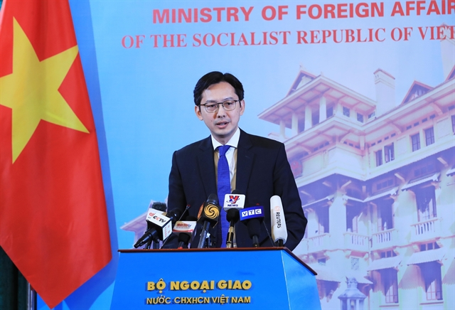 Việt Nam to promote regional organisations role in settling disputes: Diplomat