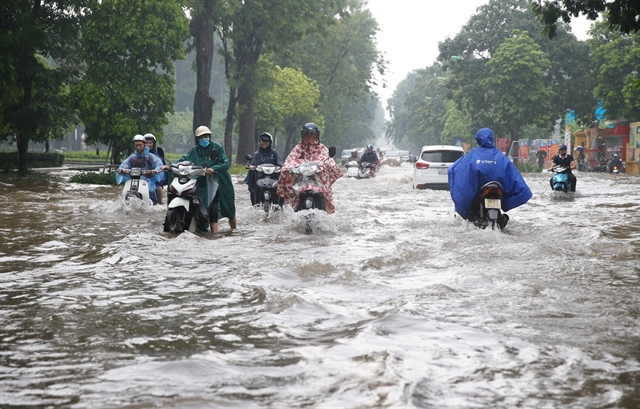 Hà Nội needs to be proactive in coping with natural disasters: official