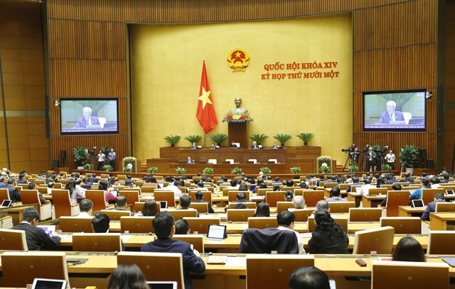 National Assembly deputies praise work of outgoing Government