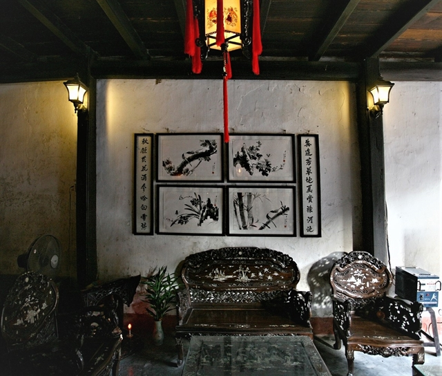 240-year-old house in Hội An