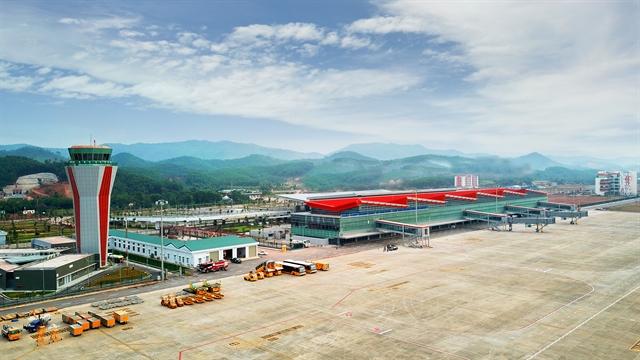 Quảng Ninhs Vân Đồn International Airport reopens