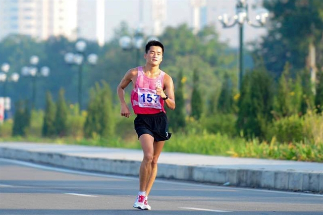 Teenager Quang moves towards SEA Games glory one step at a time