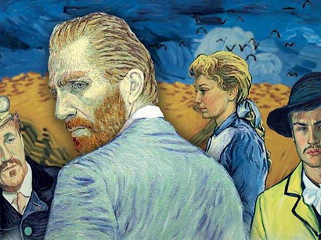 Movie screening of 'Loving Vincent at Vincent Le Café