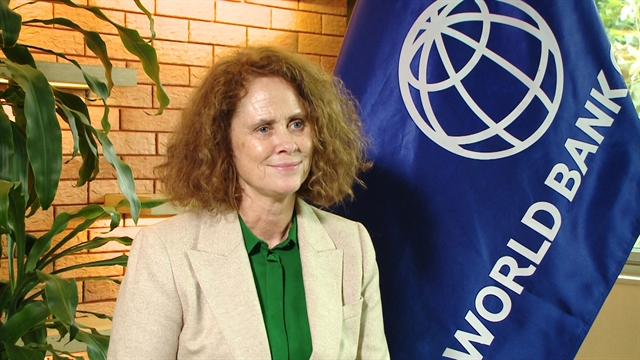 WB Country Director praises work of Vietnamese government