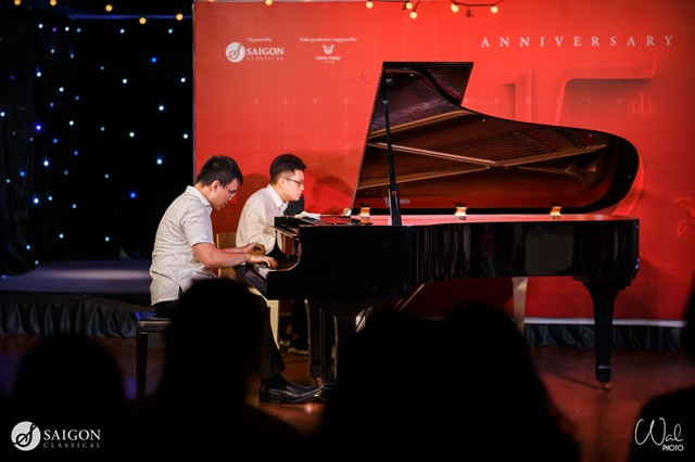 Saigon Classical Music presents Voices of Instruments concert