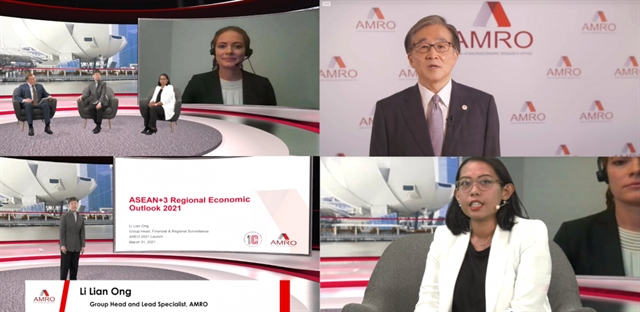 Report forecasts rosy economic prospects for ASEAN3 region