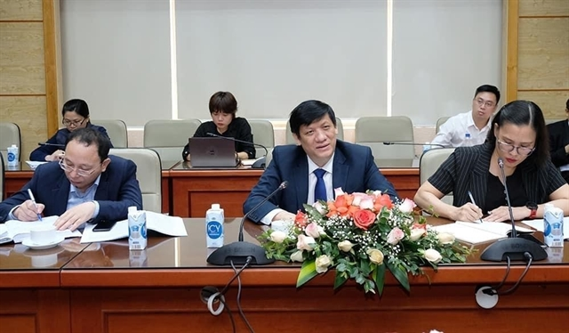 Health minister holds talks with China India Russia ambassadors on COVID-19 vaccines