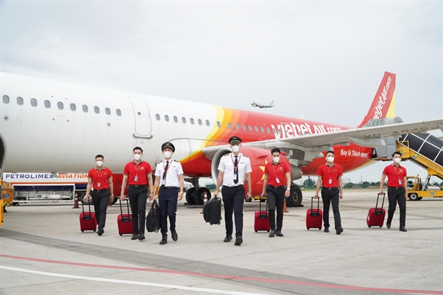Vietjet certified with highest global rating for COVID-19 compliance