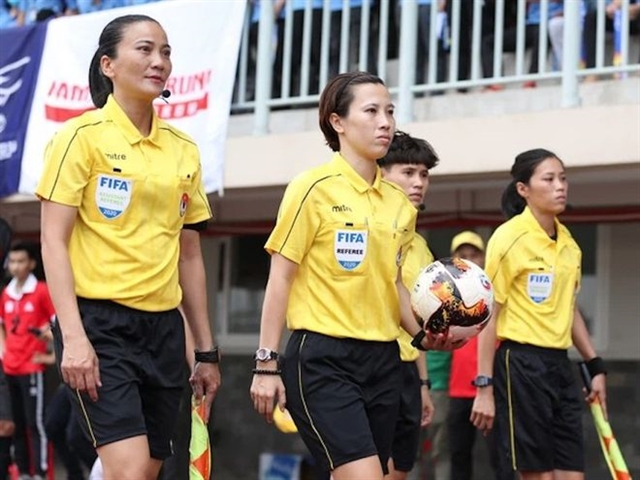 Vietnamese officials nominated to work at World Cups