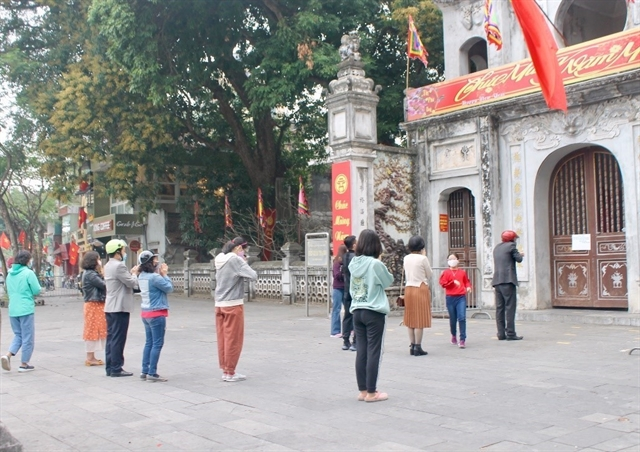 Hà Nội to re-open religious establishments relic sites on March 8