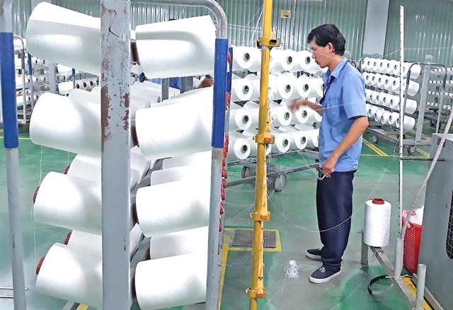 Vietnamese textile industry sees huge export opportunities in yarn, sportswear