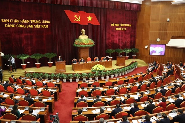 13th Party Central Committee convenes second plenum deliberates nominations for high-ranking positions