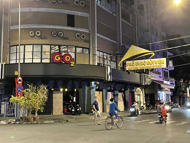 HCM City keeps discos bars karaoke parlors shut