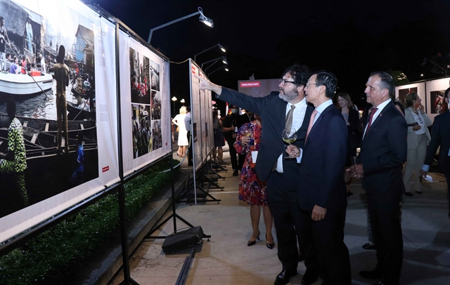 World Press Photo exhibition opens in HCM City