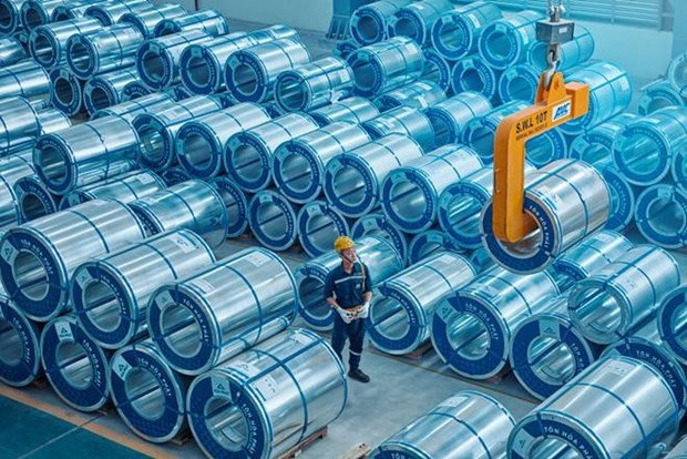 Dragon Capital buys more 1.2 million shares of steel giant Hoà Phát