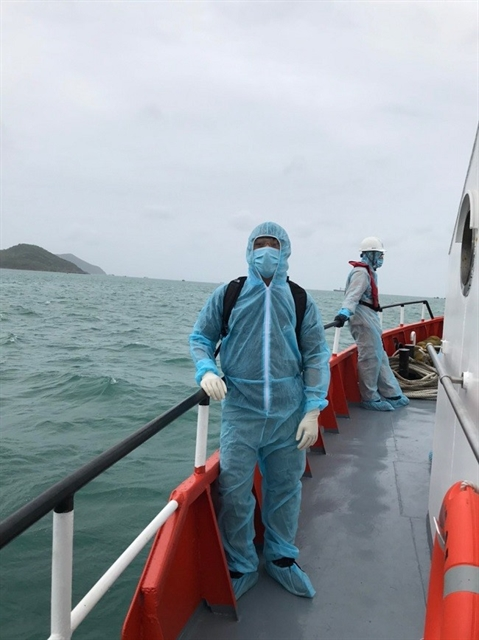 Seafarers should be put on priority list for COVID-19 vaccine