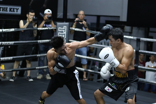 Thảo to fight for IBA belt in July