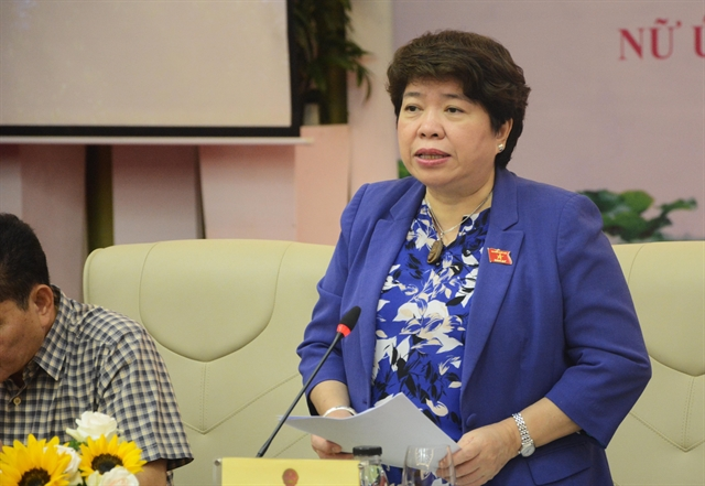 Role of female NA deputies discussed