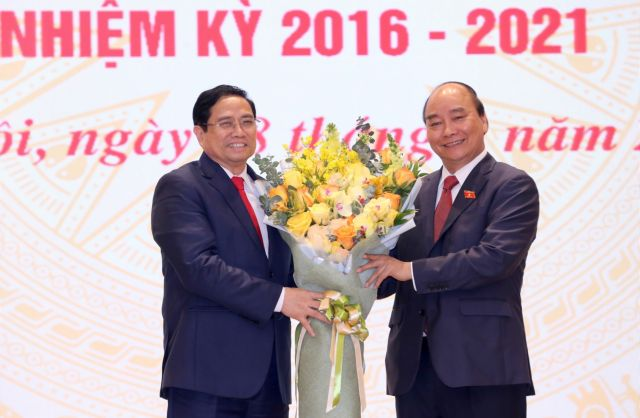 More congratulations sent to newly-elected Vietnamese leaders
