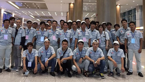 Vietnamese workers receive one-year extension of stay in RoK