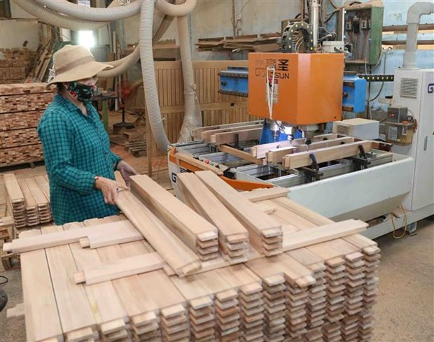 Wood export expected to hit a new record