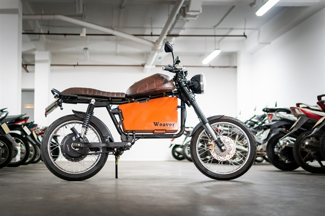Vietnamese electric motorbike start-up gets foreign funding