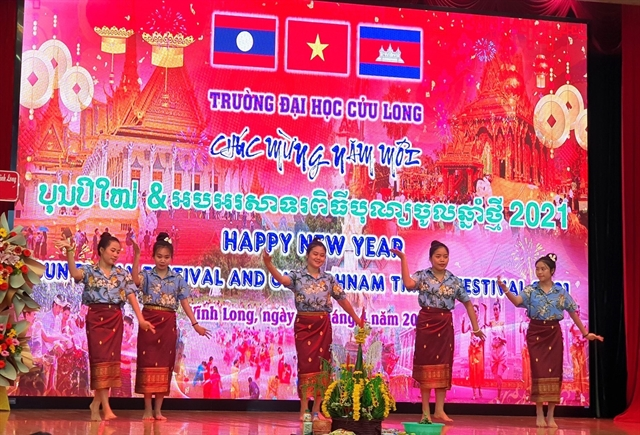 Khmer communities celebrate traditional festival