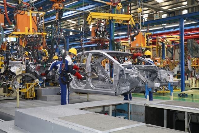 Korean firms look to invest in auto parts industry in Việt Nam
