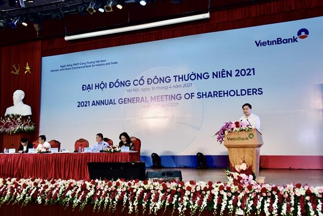 Vietinbank eyes US$728.1 million pre-tax profit