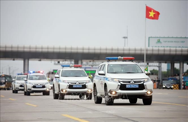 Safe travel gets priority during coming holiday