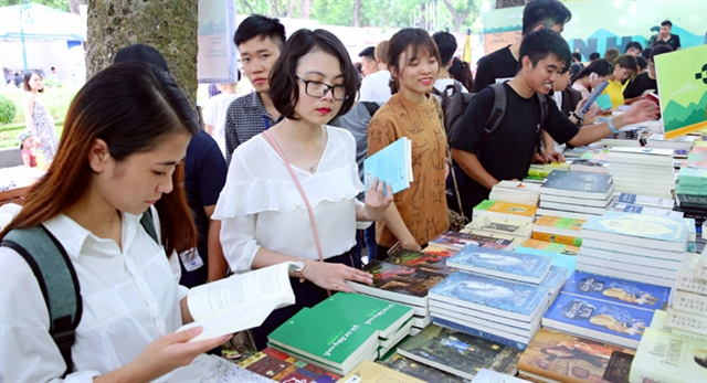 Việt Nam Book Day 2021 celebrated nationwide