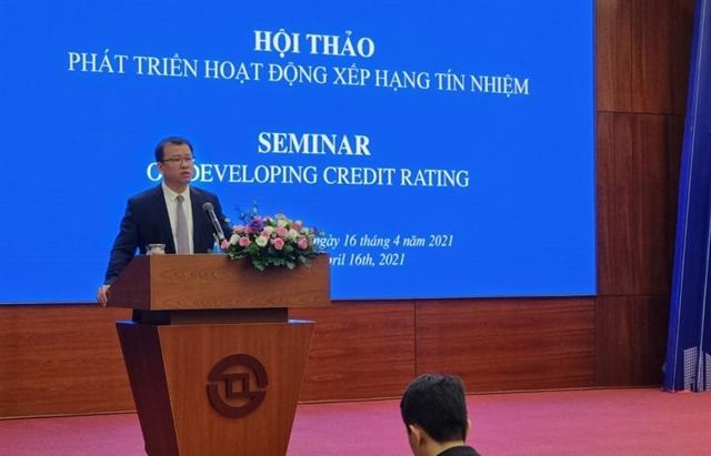 International credit rating organisations interested in Vietnamese market