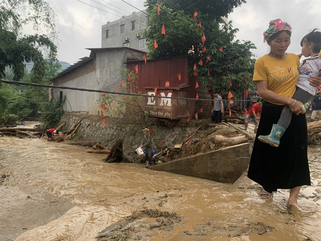 Flash flood claims three lives in northern mountainous area
