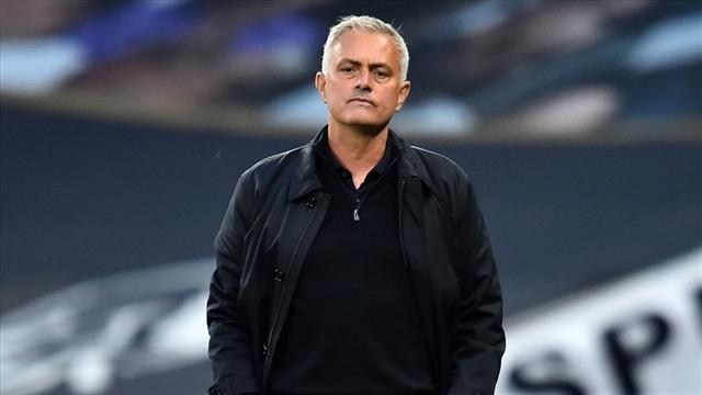 Spurs fire manager Jose Mourinho