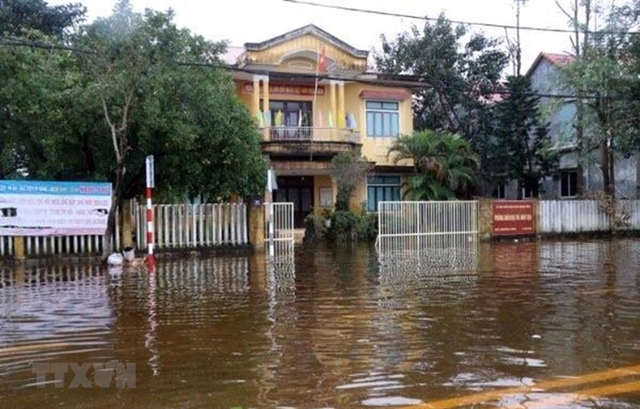 Climate resilience scheme for urban areas approved