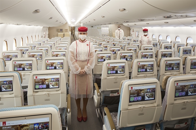 Emirates to operate special flight marking UAE vaccination milestone