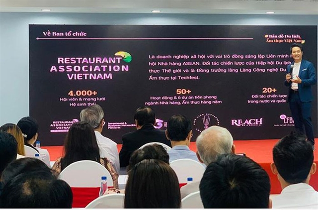 First foodtravel map launched