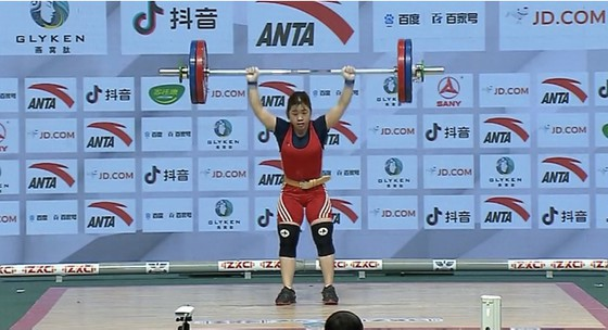 Weightlifter Duyên wins Việt Nams first international medal of year