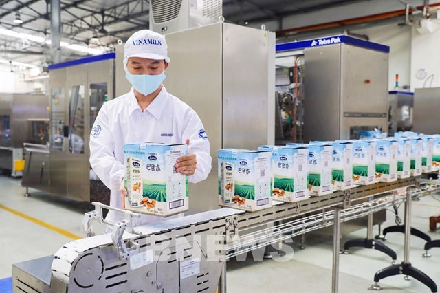 Vinamilk up six spots among worlds top 50 dairy producers
