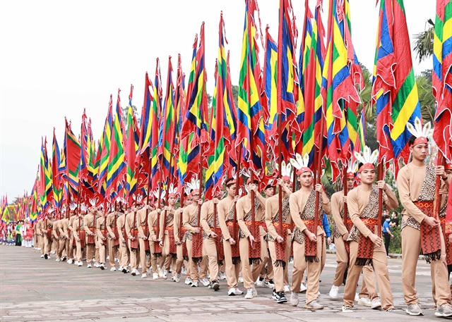 Hùng Kings festival commences in Phú Thọ Province